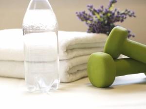 水分補給でスポーツで汗臭いのを防止