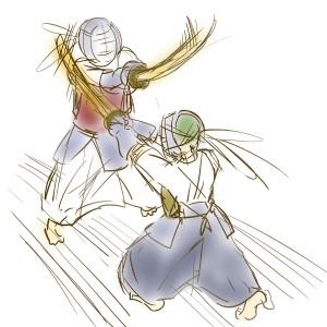 剣道の神業を生むには防具の消臭から