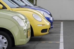 カーシェアの車の種類