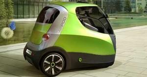 空気燃料自動車