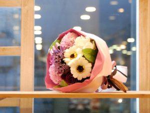 花束型バスソープ