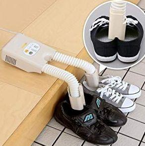 アイリスオーヤマ靴乾燥機